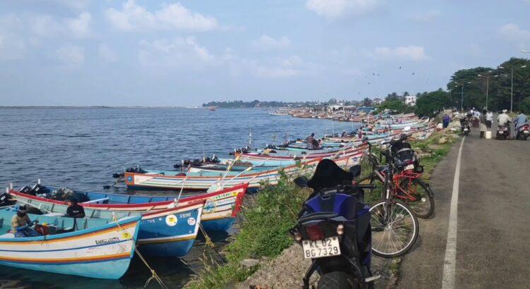 vaadi one of the top fishing harbours in kerala